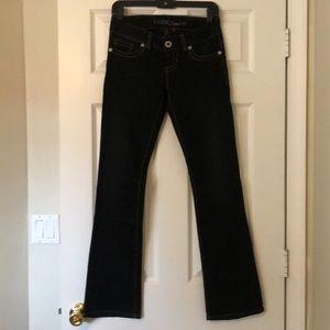 Guess dark daredevil jeans